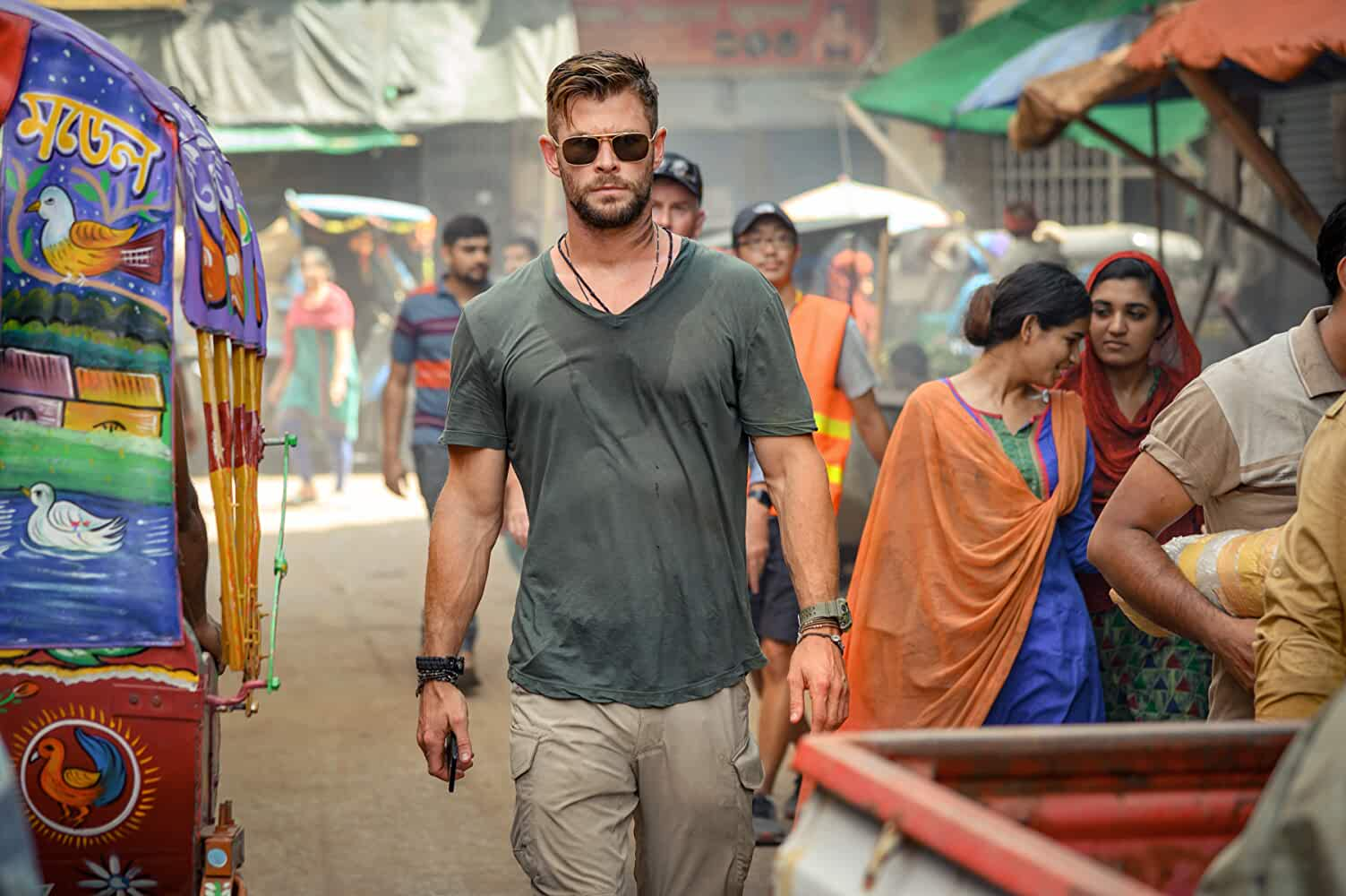 Netflix S Extraction Download Full Hd Free And Watch Online Starred By Chris Hemsworth Leaked Online By Tamilrockers Filmyzilla And Other Torrent Websites Pehal News