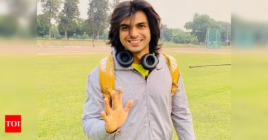 Pani Puri is the best street food for athletes, says Olympic gold winner Neeraj Chopra - Times of India